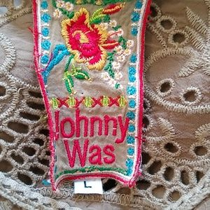 Johnny Was Tops - Johnny was tunic top